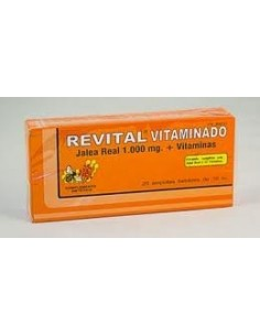 REVITAL VITAMIN 20 VIAL.FACIL