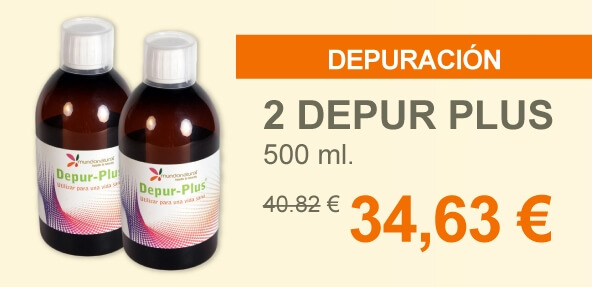 2 DEPUR PLUS 500ml